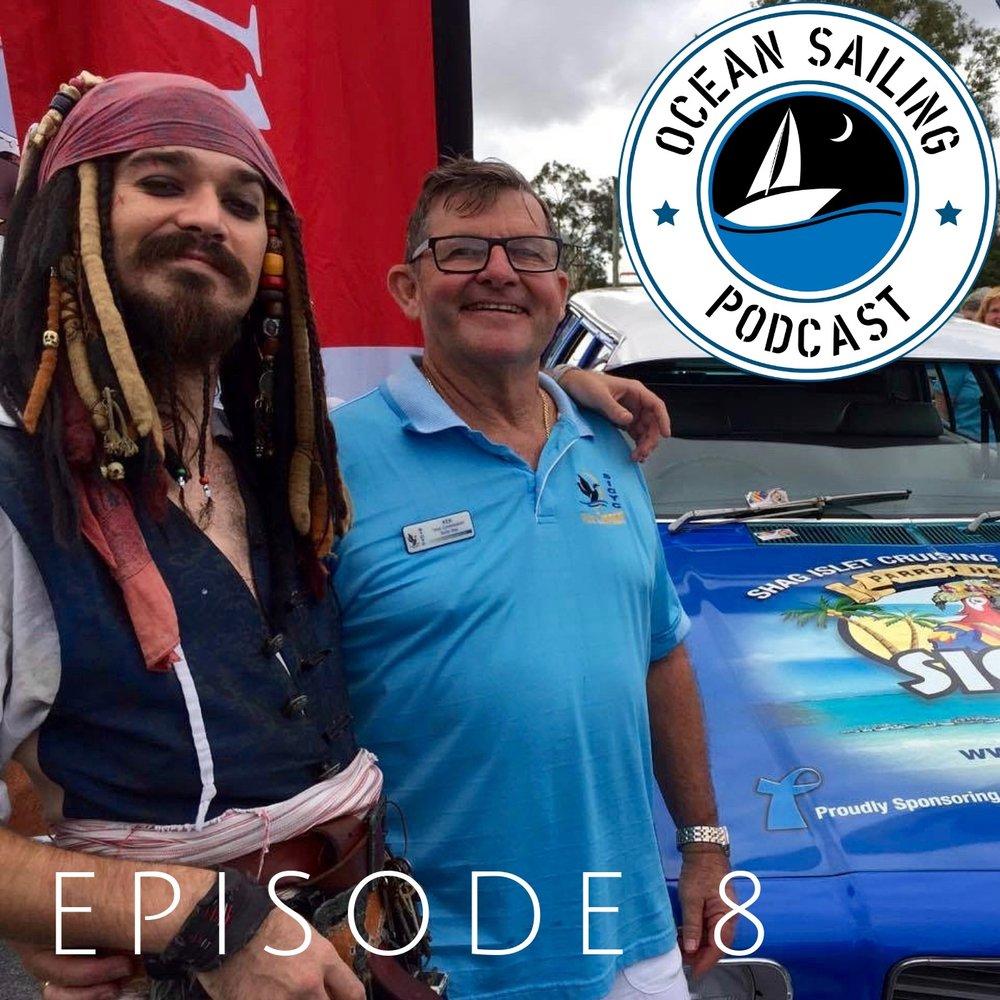 Ken Thackeray Shag Islet Cruising Yacht Club