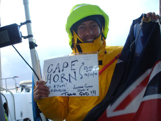 Nick Moloney Cape Horn