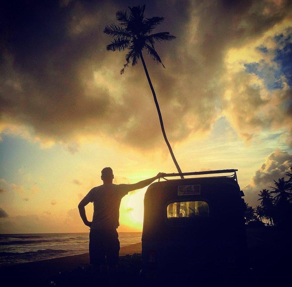 Nick Moloney Surfer and Adventurer