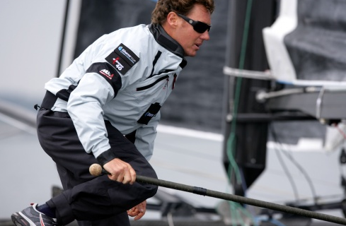 Nick Moloney Extreme 40 Catamarans