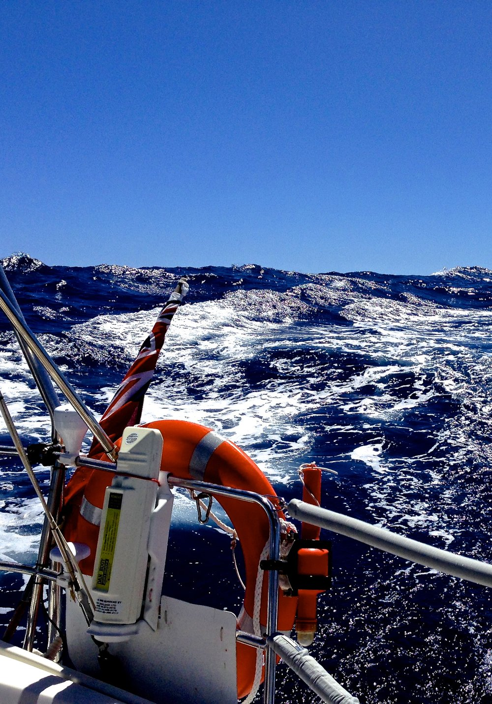 Best time to sail the Tasman Sea