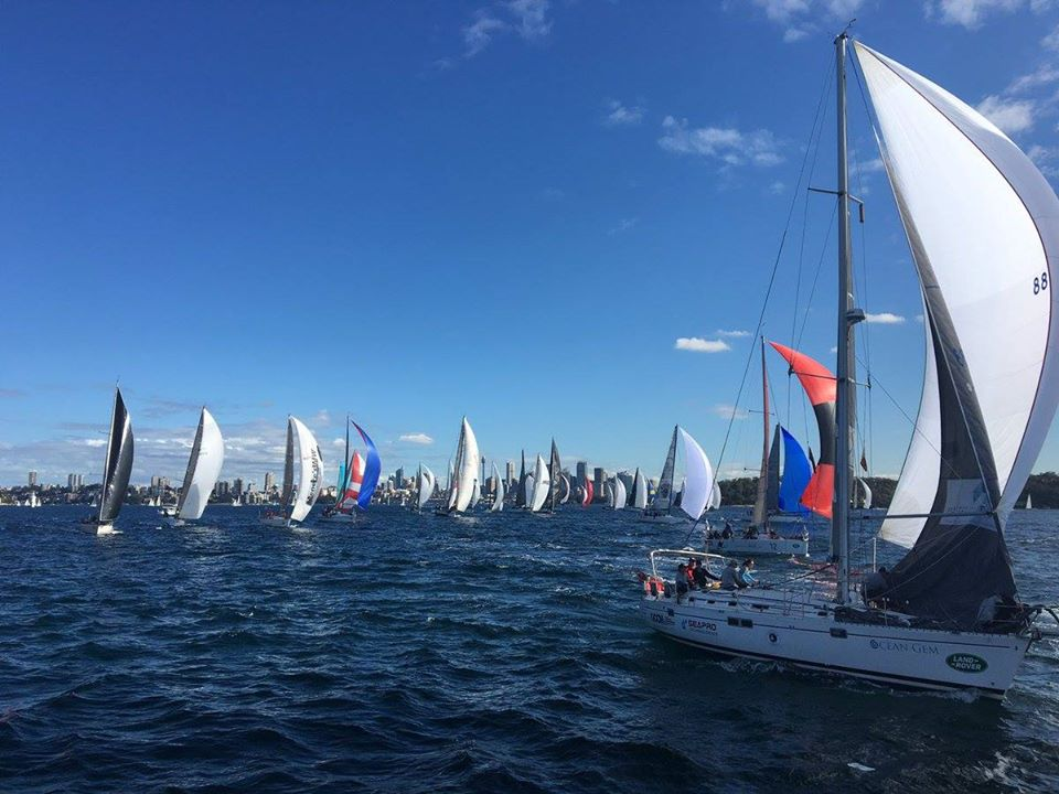 Sydney Gold Coast Race 2016 - Shipmate Marine Directory