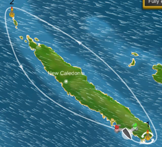 Groupama Yacht Race 2020 New Caledonia