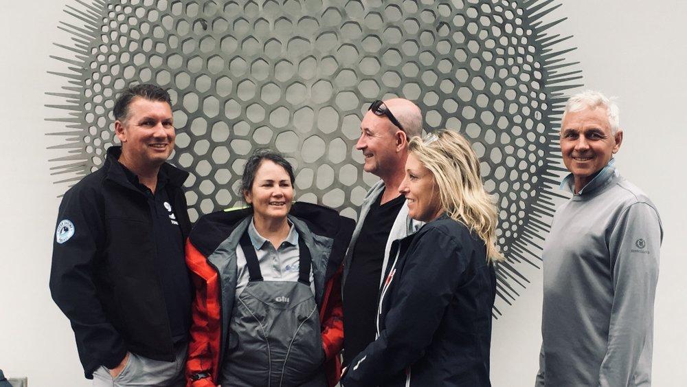 Trans-Tasman Southport to Auckland Crew