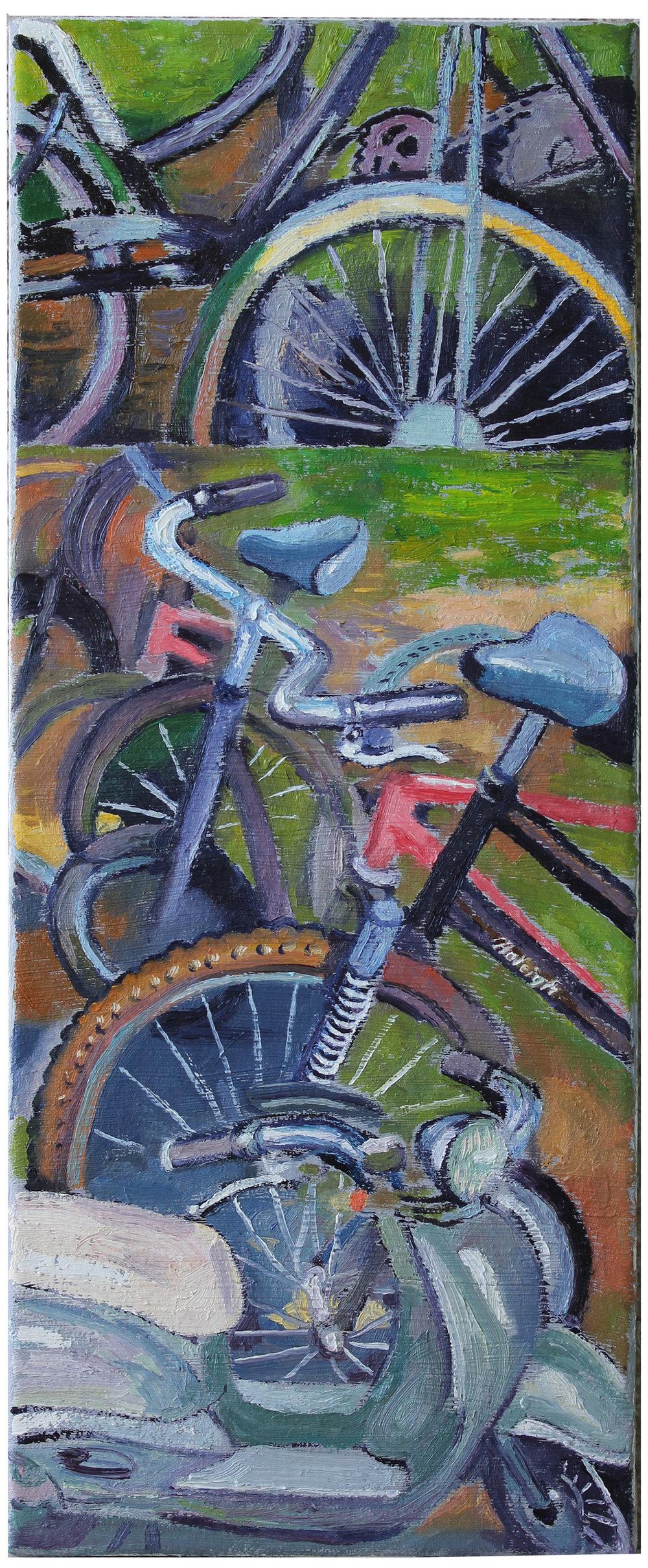 sm vertical oil bike painting D_GLYNN.jpg