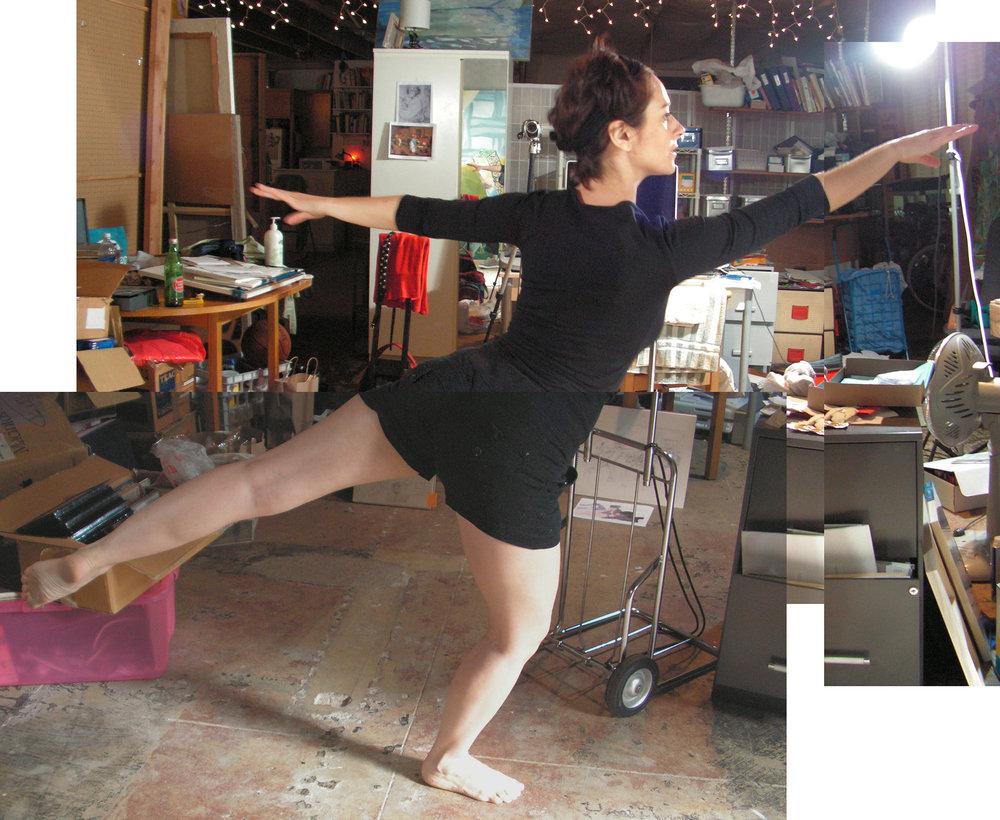 """Dance studio"" 2009"
