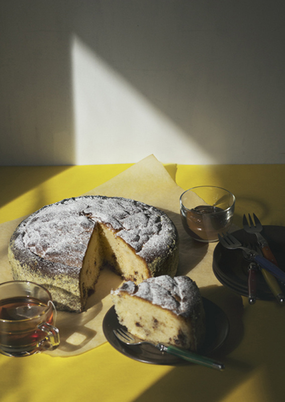 Styling  & Photography - Jacinta Moore  Recipe -  Louise Bossio Gigovic   for  Yen Magazine  //