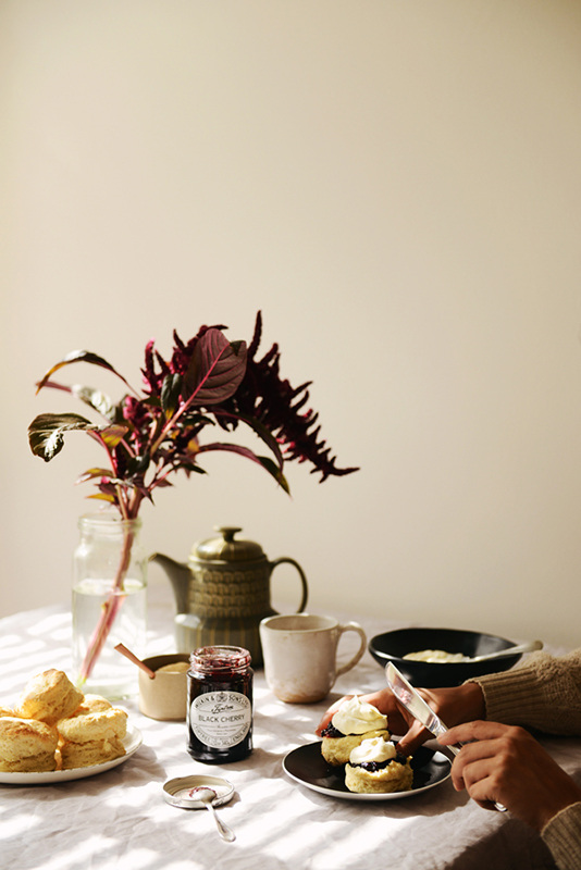 Styling & Recipe - Jacinta Moore  Photography -  Lauren Bamford   for  Yen Magazine  //