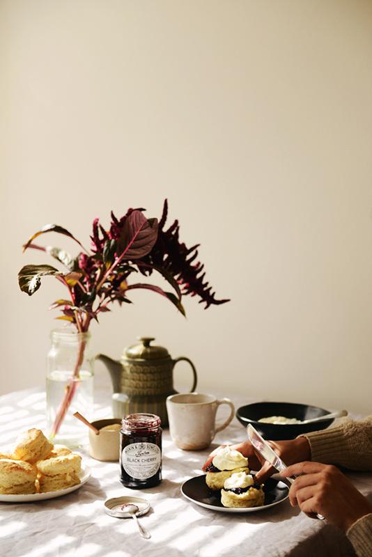 Styling & Recipe - Jacinta Moore  Photography - Lauren Bamford   for  Yen Magazine  //