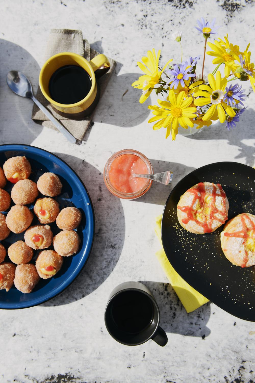 Styling - Jacinta Moore  Recipe - Louise Bossio Gigovic   Photography - Lauren Bamford   for  Yen Magazine  //