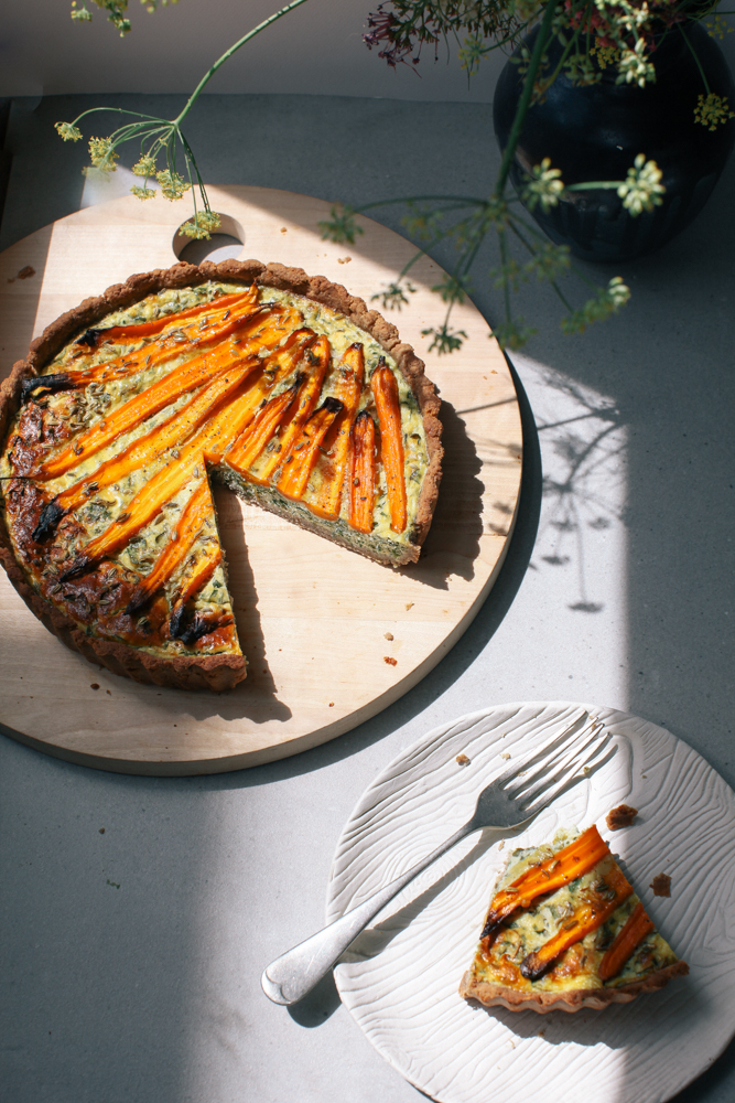 Styling & Photography - Jacinta Moore  Recipe -  Amber Rossouw   for  L  unch Lady Magazine  //