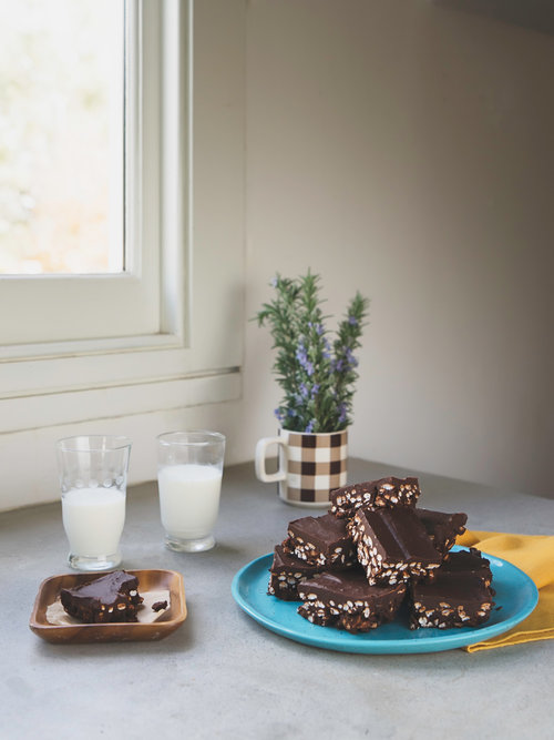 Styling - Jacinta Moore  Photography - Kate Berry   Recipe - Amber Rossouw   for  L  unch Lady Magazine    //
