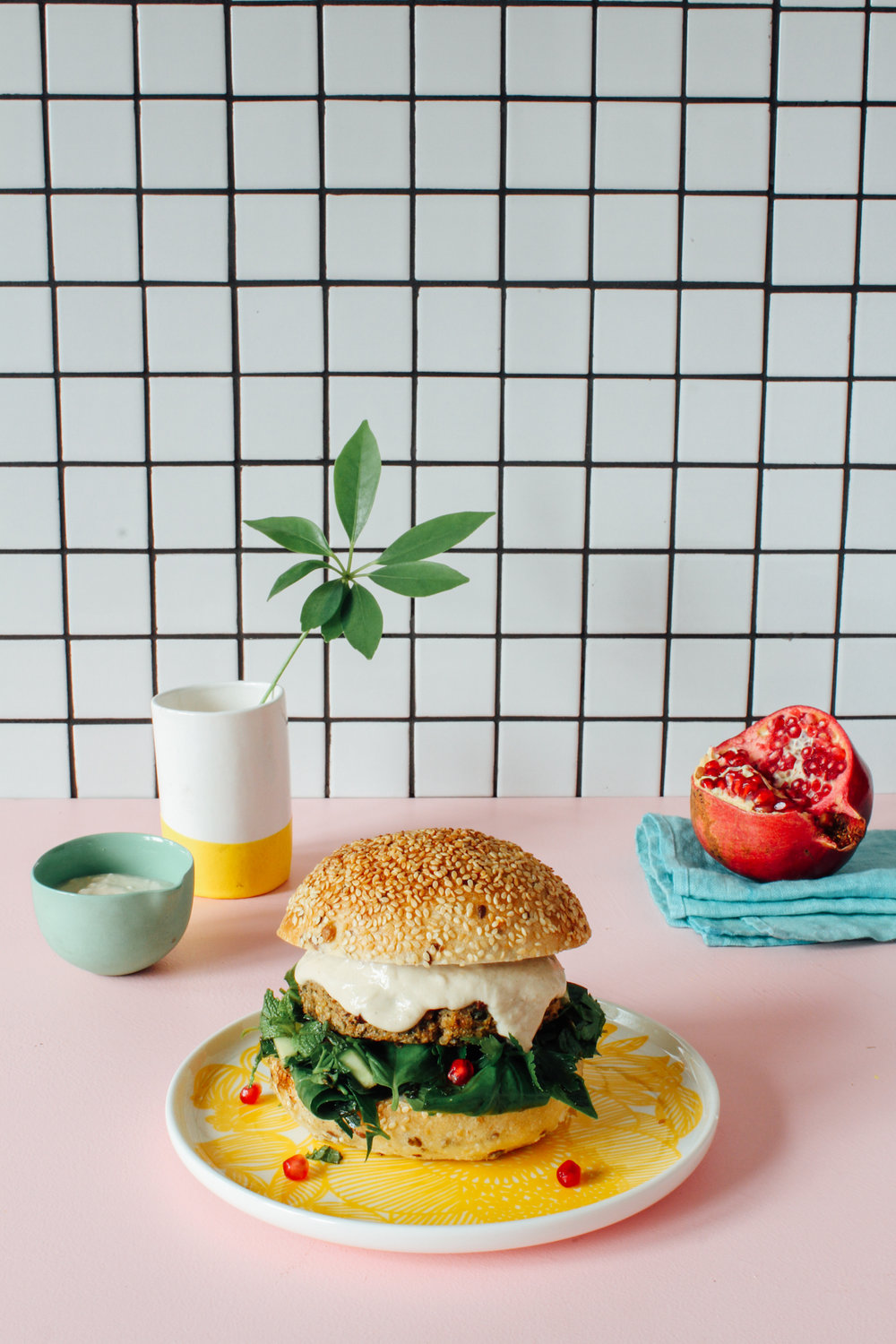 Photography & Prop Styling - Jacinta Moore  Recipe & Food -  Amber Rossouw   For  L  unch Lady Magazine    //