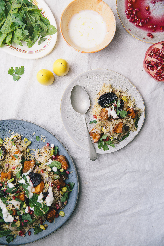 Lunch Lady Food Photography Pilaf.jpg
