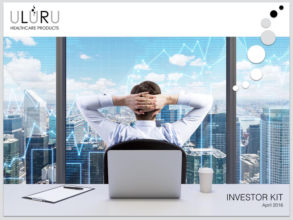 Uluru Inc. Investor Kit