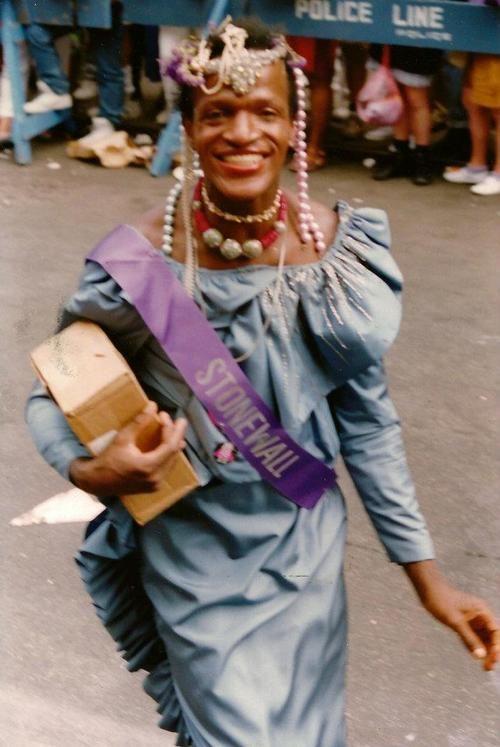 Marsha P. Johnson - Transgender Revolutionary