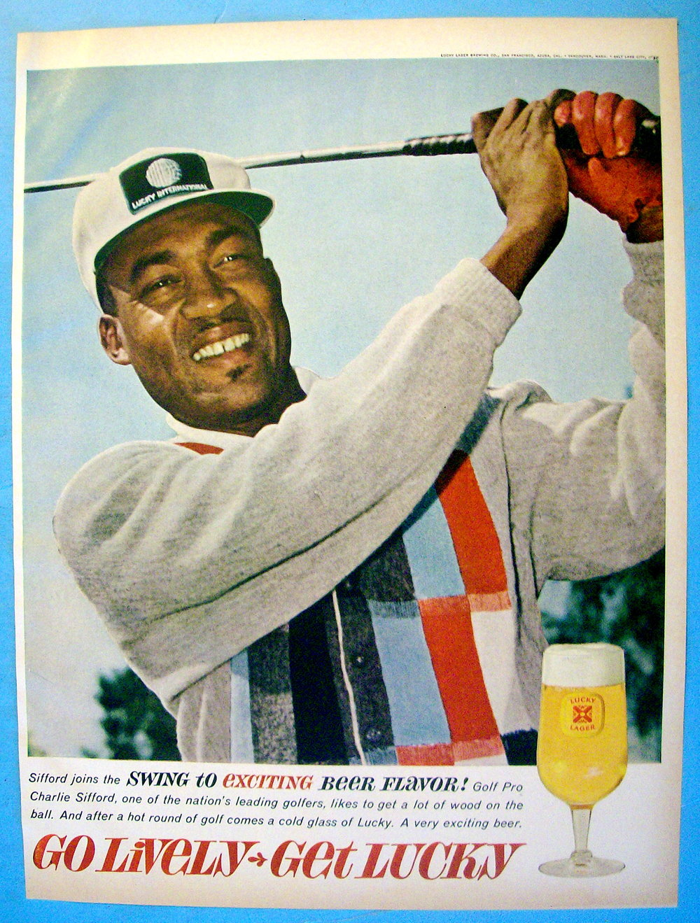Charlie Sifford - Golf Legend