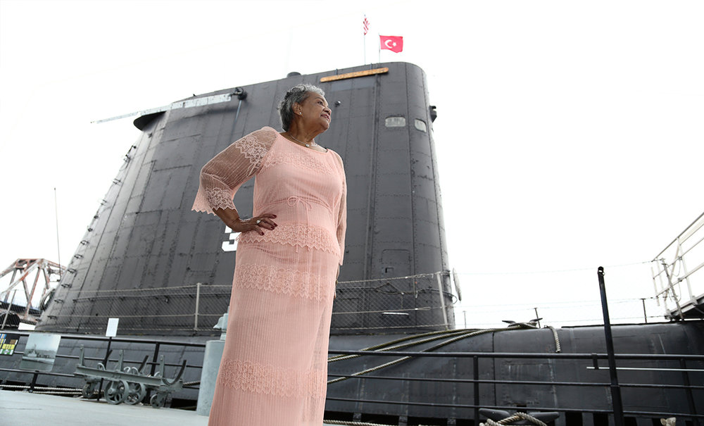 Raye Montague - Submarine Engineer