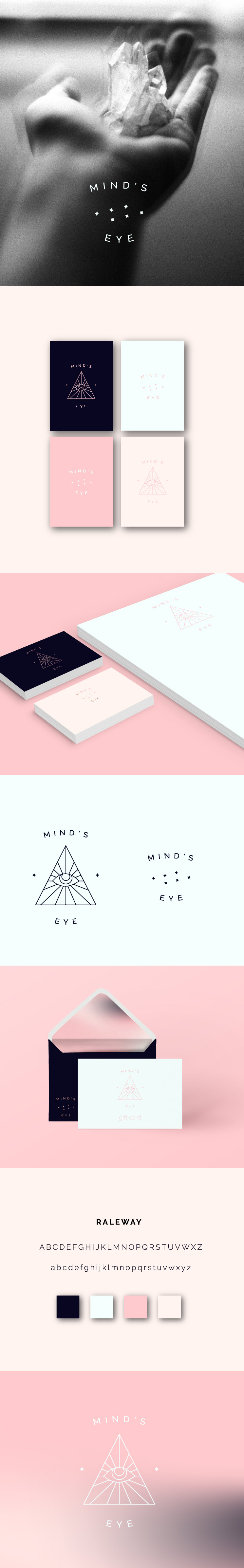 esoteric branding kits