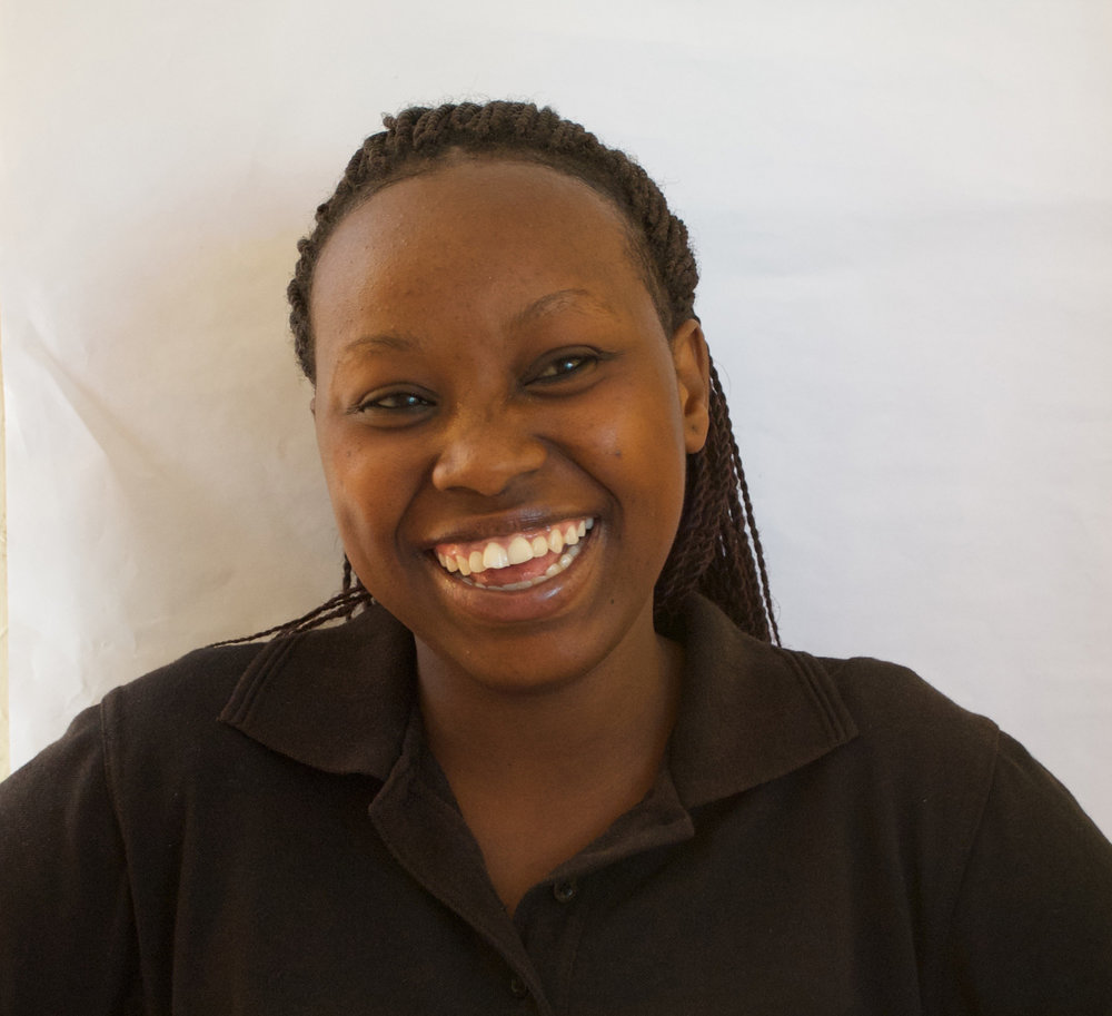 Elizabeth Wavinya is a sales agent, reaching out to new customers and managing our community of interested households. She also loves to spend time with her family.