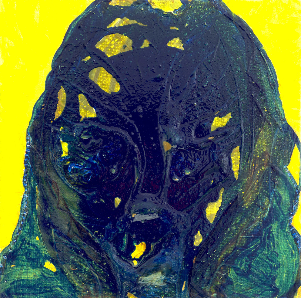 Masks (Behind Blue Eyes),  2011-2012