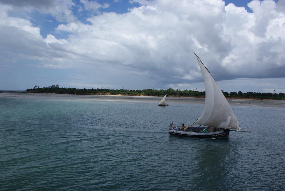 En Route to Zanzibar