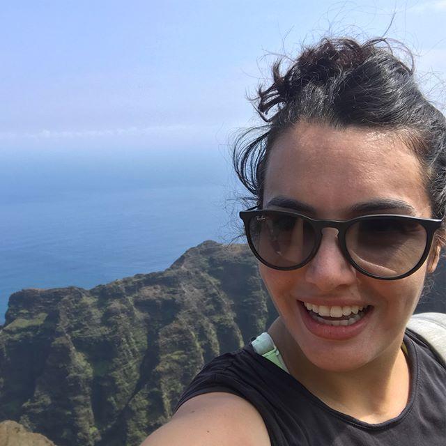 Kauai 2018 ... 🏃🏽♀️ + 🐓+ 🏝 + 🍧 + 🐟 + 🏕