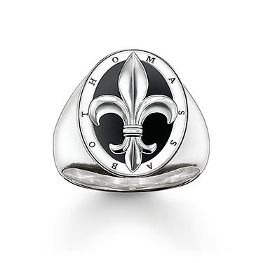 THOMAS SABO RING STERLING SILV  2.999,-