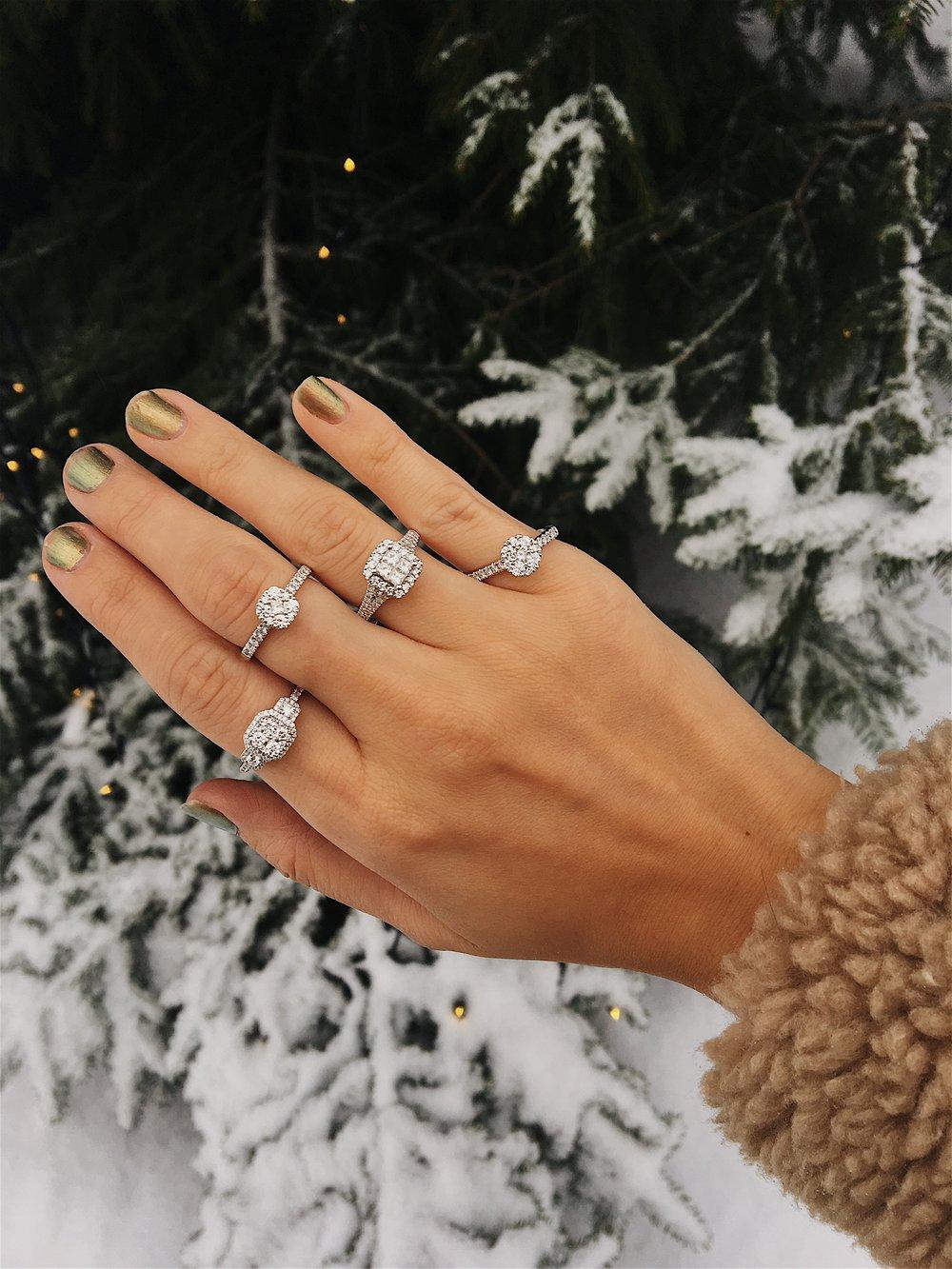 diamanten - SYMBOLET PÅ KJÆRLIGHET