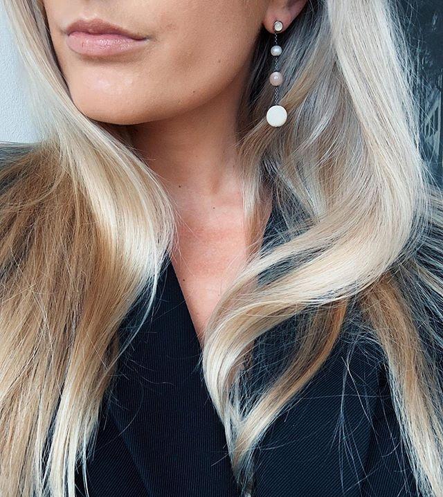 CIRCUS earpiece by @olelynggaardcopenhagensilver 💃🏼💗 ___________ #olelynggaard #olelynggaardcopenhagen #OLCsilver #circus #sterlingsilver #finejewelry #charlottelynggaard #design #mestergullsandberg