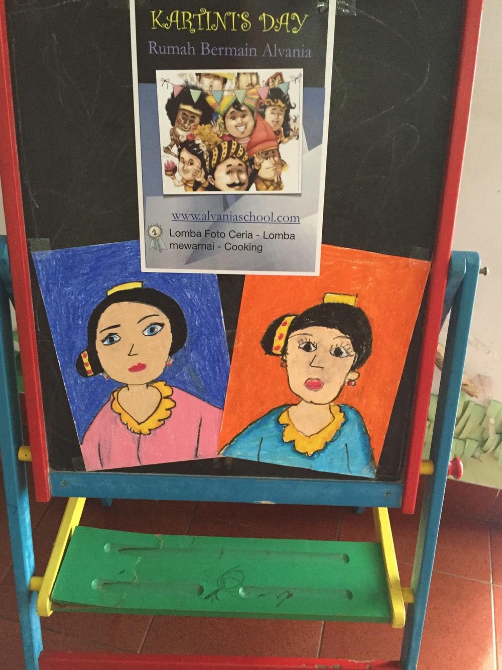 Kartini S Day Sekolah Alvania