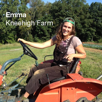 Emma -- Kneehigh Farm