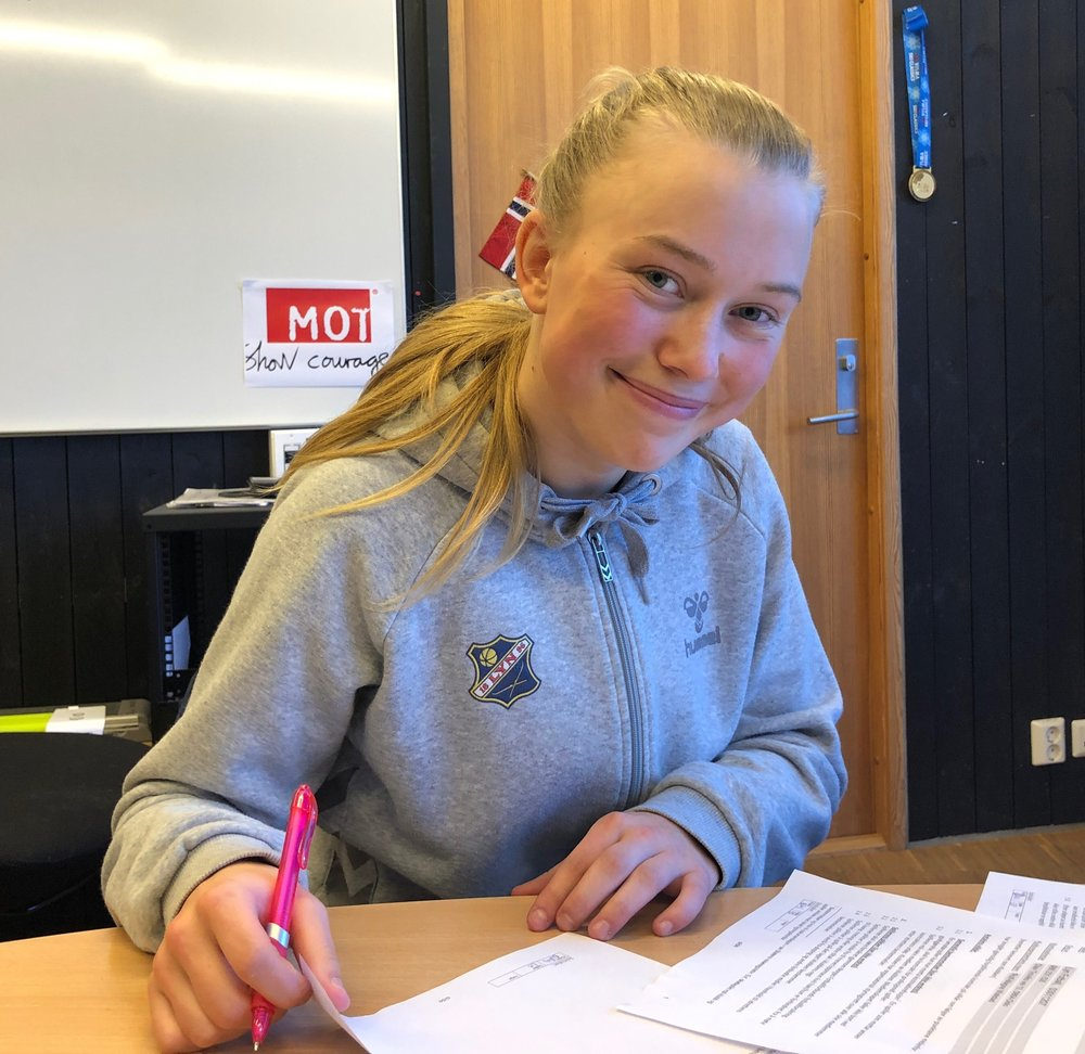 Emilie Bølviken signering.jpg