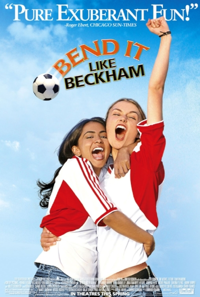 An Indian family in London tries to raise their soccer-playing daughter in a traditional way. Unlike her traditional older sister, Pinky, who is preparing for a lavish Indian wedding and a lifetime of cooking the perfect chapati, Jess dreams of playing soccer professionally, like her hero David Beckham. Wholeheartedly against Jess' unorthodox ambition, her parents eventually reveal that their reservations have more to do with protecting her, than with holding her back. When Jess is forced to make a choice between tradition and her beloved sport, her family must decide whether to let her chase her dream--and a soccer ball--or follow a more orthodox path.