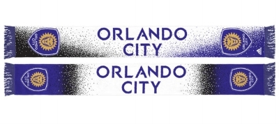 Orlando City SC adidas Sublimated Scarf  - $24.99