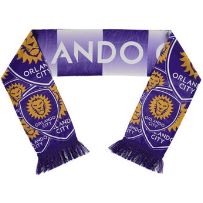 Orlando City SC adidas Sublimated Scarf - $19.99
