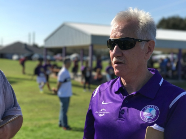 TOM SERMANNI - ORLANDO PRIDE
