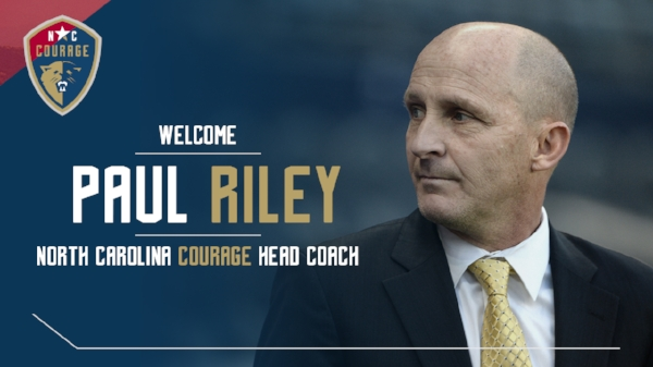 PAUL RILEY - NC COURAGE