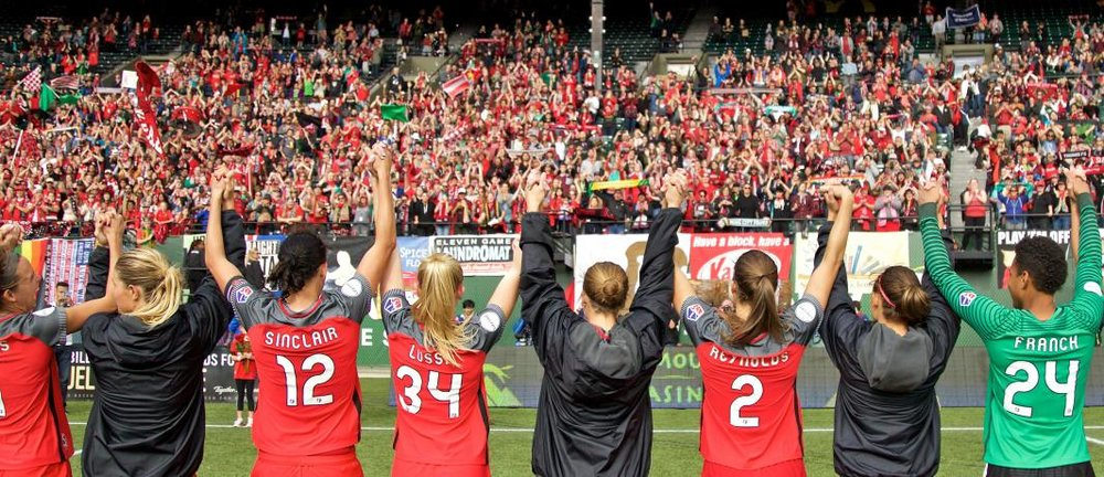 Photo: Portland Thorns FC