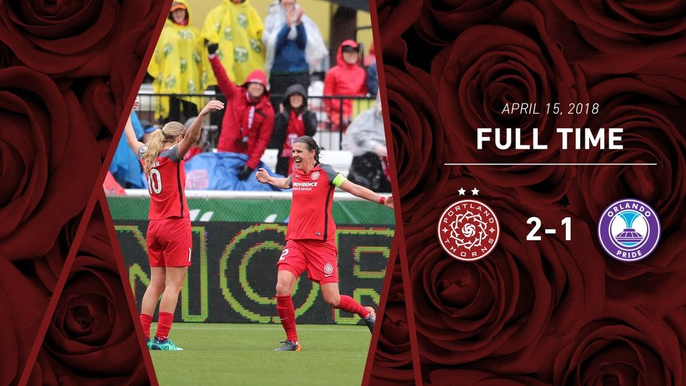 Photo credit: Portland Thorns FC