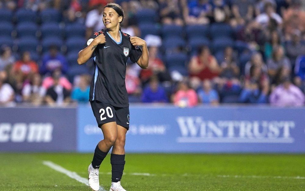 Photo credit: Chicago Red Stars