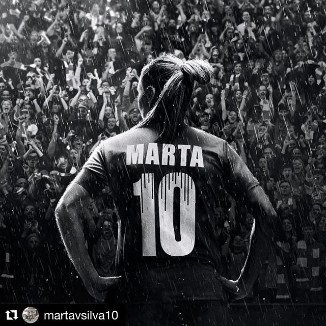 Check out Marta's latest post below. What does this mean for her future in Orlando? Tune into this week's QueensCast as @justinapratt79 and @radioactivclown discuss it. #LetsScore  #Repost @martavsilva10 with @get_repost ・・・ I am telling you all an important decision: this year, I will dedicate myself to my family. After all, family always comes first. Thank you for always supporting me.