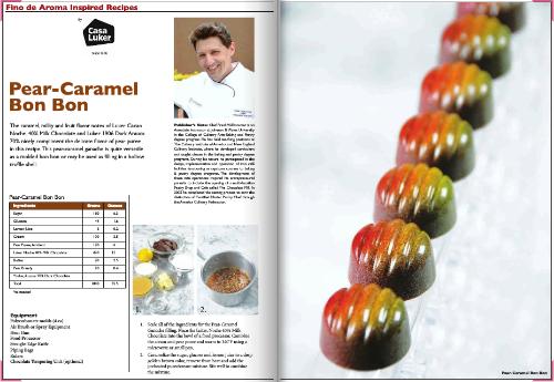 Pear-Caramel Bon Bon, Frank Vollkommer CMPC