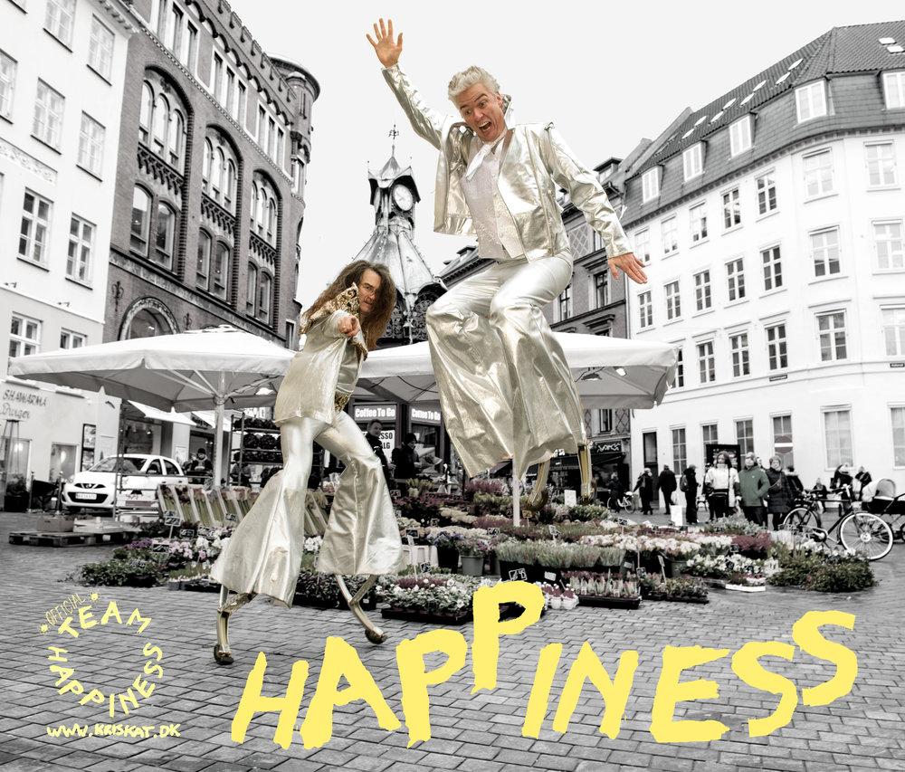 Happiness flier