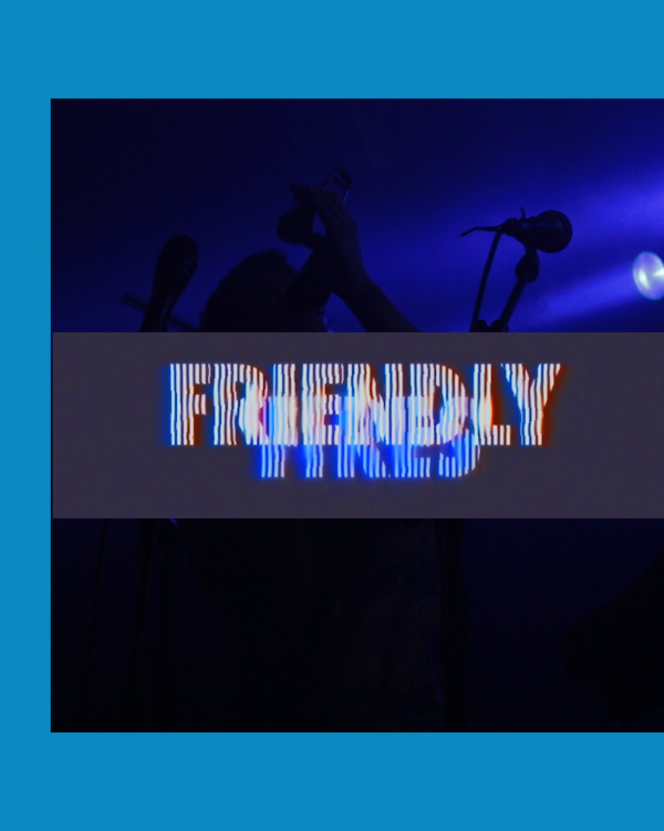 FRIENDLY FIRES - Video editor and Director for Friendly Fires social media content across Instagram and Facebook.This video was created using pre-recorded footage from the band.Production company: GH05T