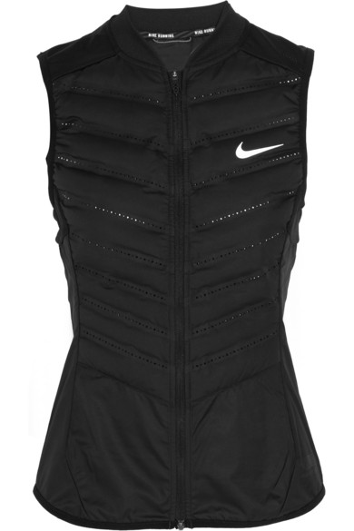 Nike aeroloft quilted shell vest £120.00