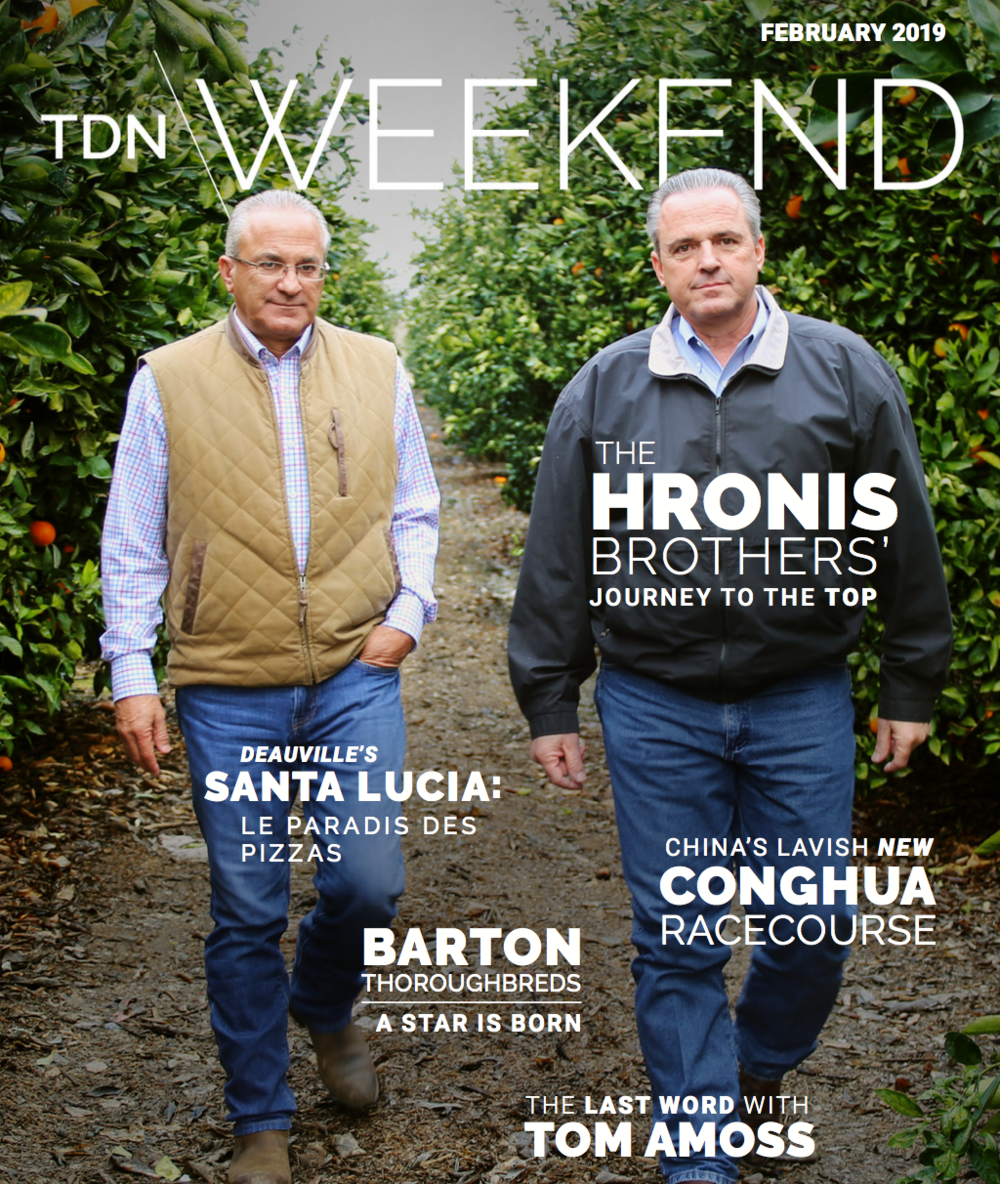 TDN Weekend - February 2018 edition