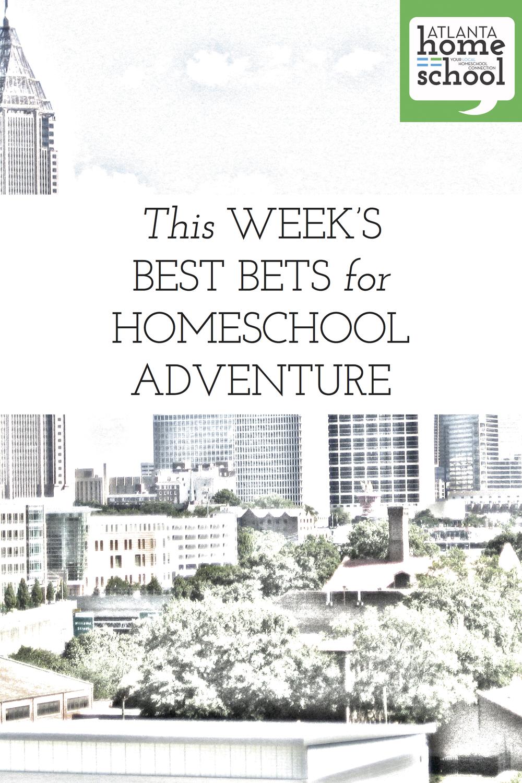 Atlanta homeschool field trips