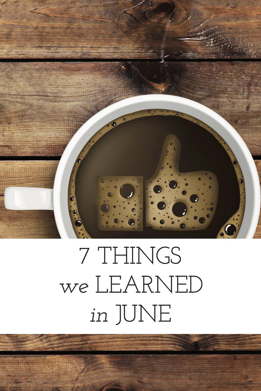 Atlanta Homeschool : June roundup