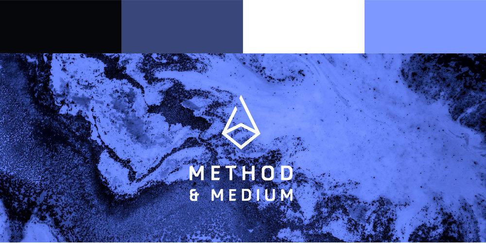 Fig. 6  – Final logo for Method & Medium